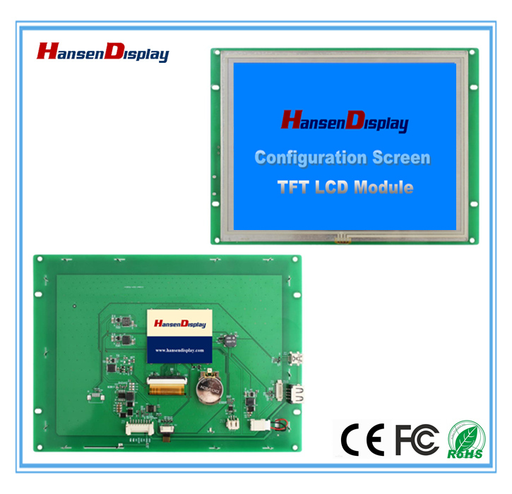 8.0 Inch Civil Application Series TFT LCD Module
