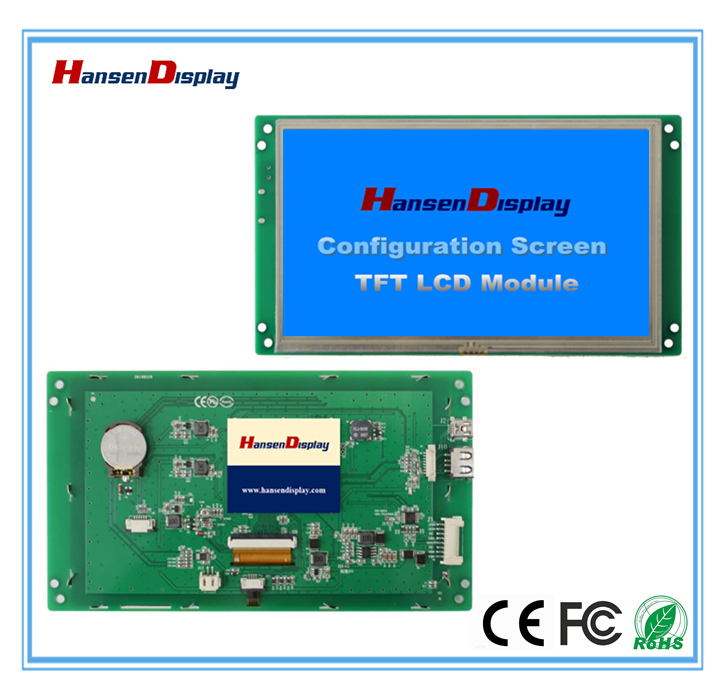 7.0 Inch Civil Application Series TFT LCD Module