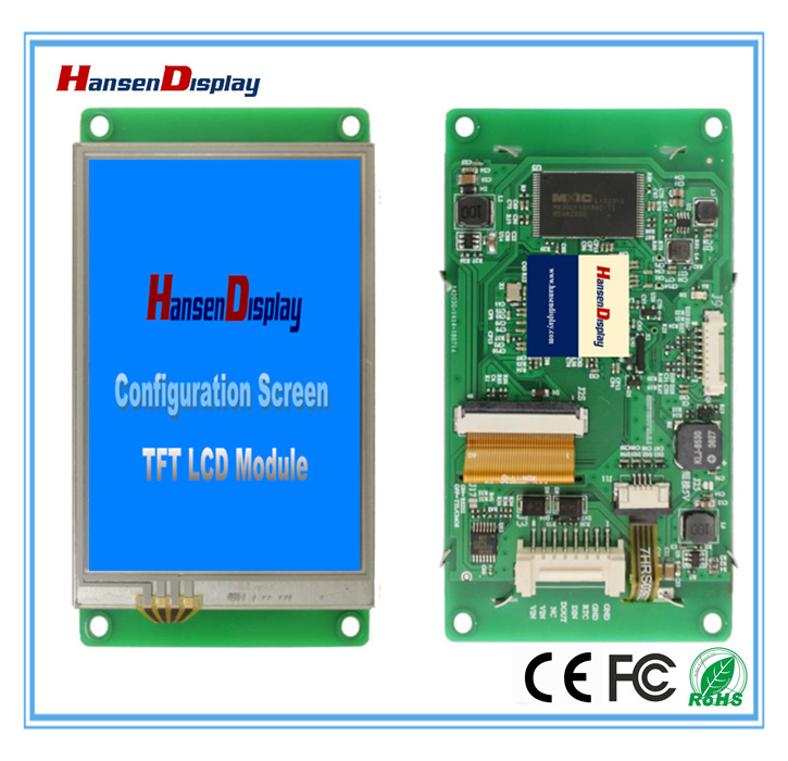 3.5 Inch Industrial Application Series TFT LCD Module
