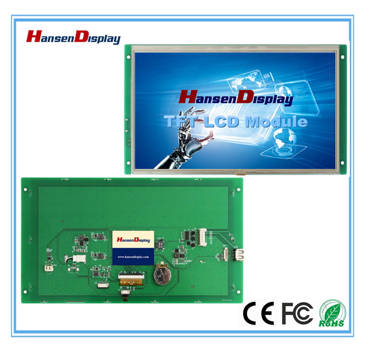 10.1 Inch Industry Application Series TFT LCD Module