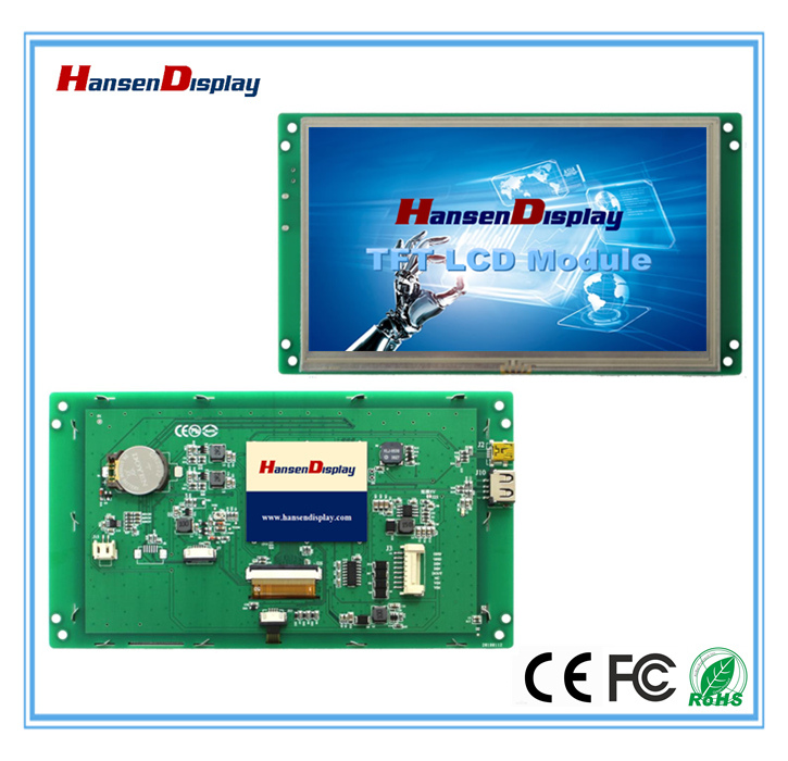 7.0 Inch Industry Application Series TFT LCD Module