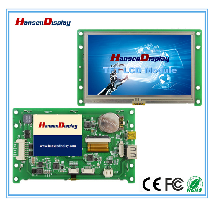 4.3 Inch Industry Application Series TFT LCD Module