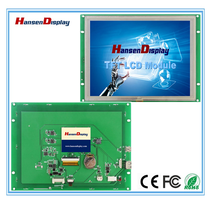 8.0 Inch Industry Application Series TFT LCD Module
