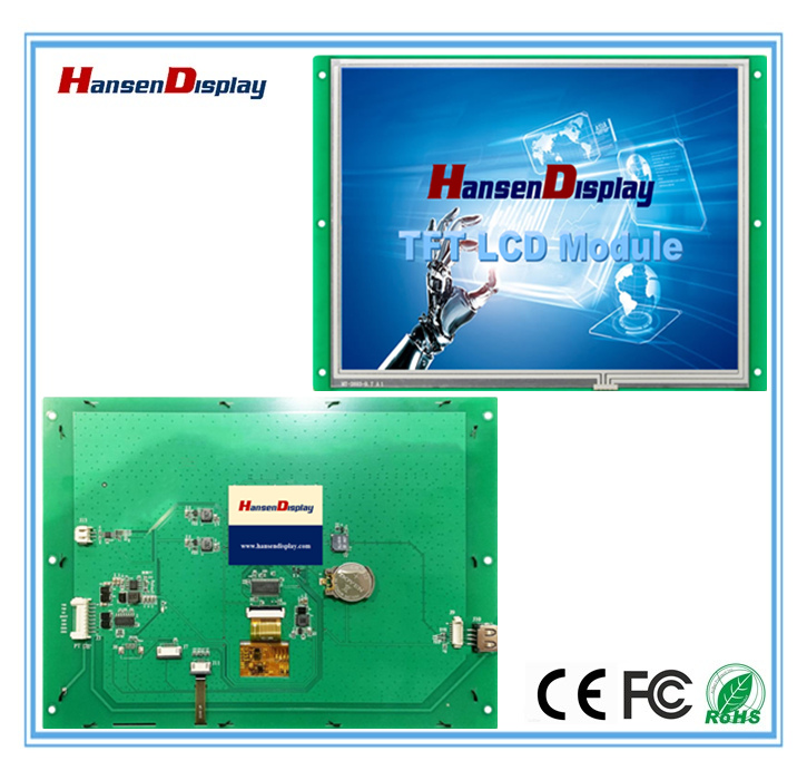 9.7 Inch Industry Application Series TFT LCD Module