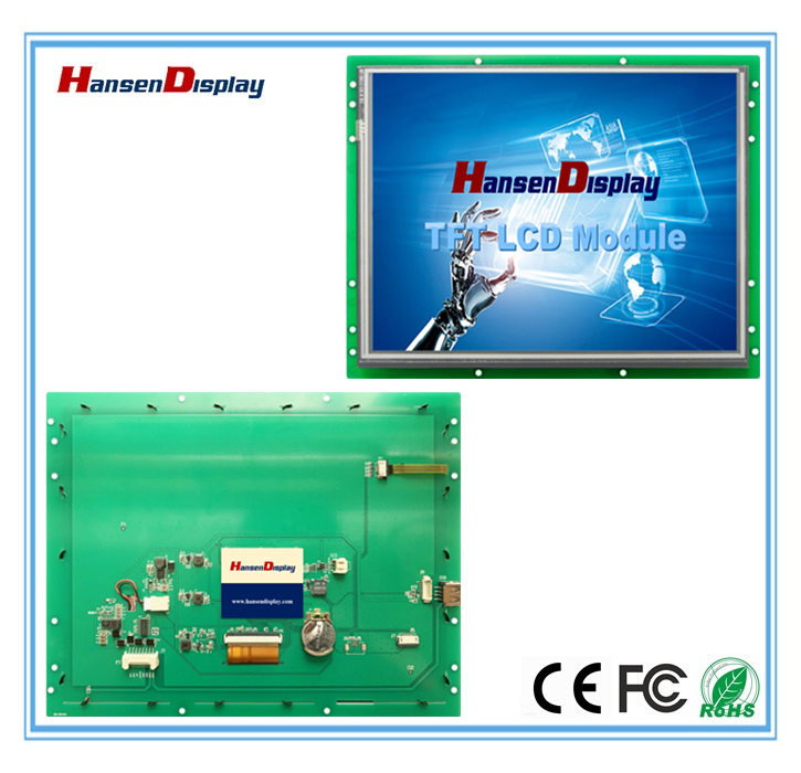 10.4 Inch Industry Application Series TFT LCD Module